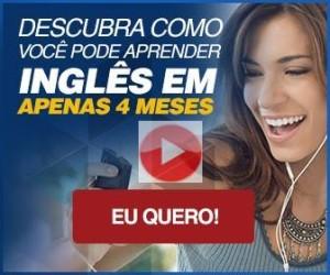 CURSO ONLINE DE INGLÊS EM 4 MESES